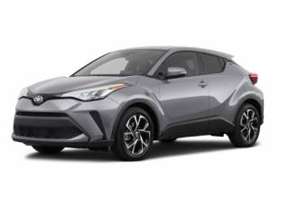 Lease Transfer Toyota Lease Takeover in Montreal, QC: 2020 Toyota C-HR Automatic AWD