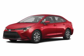 Lease Transfer Toyota Lease Takeover in Oshawa, ON: 2020 Toyota Corolla Hybrid Automatic 2WD