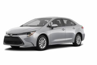 Lease Transfer Toyota Lease Takeover in Mississauga, ON: 2020 Toyota Corolla LE CVT 2WD