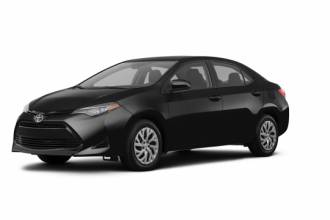 Lease Transfer Toyota Lease Takeover in Edmonton, AB: 2020 Toyota Corrolla LE CVT Automatic 2WD