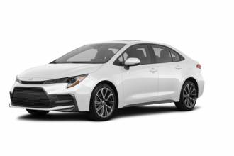 Toyota Lease Takeover in Calgary, AB: 2020 Toyota Corolla XSE 2wd