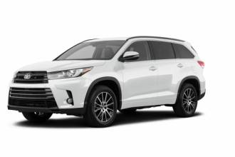 Lease Transfer Toyota Lease Takeover in Montreal, QC: 2020 Toyota Highlander Automatic AWD