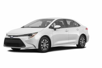 Toyota Lease Takeover in Vancouver, BC: 2020 Toyota LE Automatic AWD