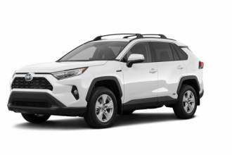 Lease Transfer Toyota Lease Takeover in Montreal, QC: 2020 Toyota RAV4 Hybrid LE AWD Automatic AWD