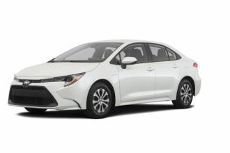 Lease Transfer Toyota Lease Takeover in Mississauga, ON: 2020 Toyota LE CVT Automatic 2WD