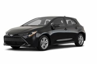 Lease Transfer Toyota Lease Takeover in Ottawa, ON: 2019 Toyota Corolla Hatchback CVT Automatic 2WD