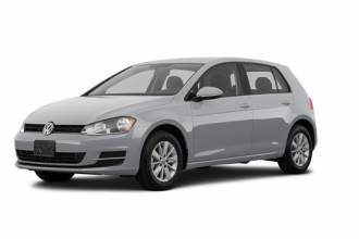 Lease Transfer Volkswagen Lease Takeover in Victoria, BC: 2017 Volkswagen Golf Trendline Manual 2WD