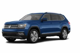 Volkswagen Lease Takeover in Toronto, ON: 2018 Volkswagen Atlas Execline 3.6 FSI 4MOTION Automatic AWD