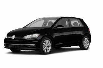 Lease Transfer Volkswagen Lease Takeover in Vancouver, BC: 2018 Volkswagen Golf Manual 2WD