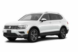 Lease Transfer Volkswagen Lease Takeover in Richmond, BC : 2018 Volkswagen Tiguan Automatic AWD