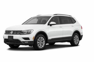 Volkswagen Lease Takeover in Mississauga, ON: 2018 Volkswagen Tiguan Comfortline Automatic AWD