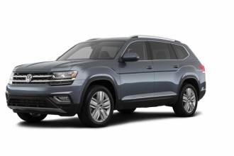 Lease Transfer Volkswagen Lease Takeover in Montreal, QC: 2019 Volkswagen Atlas R-Line Automatic AWD