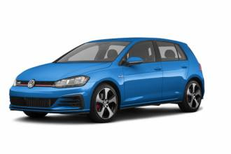 Lease Transfer Volkswagen Lease Takeover in Calgary, AB: 2019 Volkswagen GTI Rabbit Manual AWD