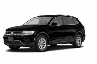 Lease Transfer Volkswagen Lease Takeover in Surrey, BC: 2019 Volkswagen Tiguan Comfortline, 4Motion Automatic AWD