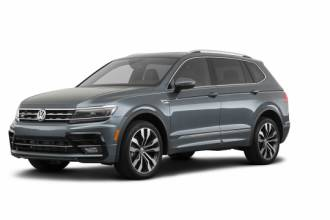 Lease Transfer Volkswagen Lease Takeover in New Westminster, BC: 2019 Volkswagen Tiguan Highline 2.0T 8sp at w/Tip 4M Automatic AWD