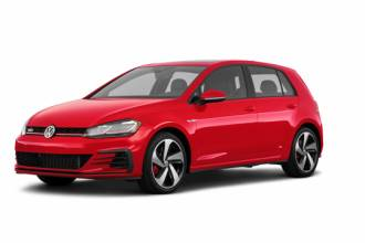 Lease Transfer Volkswagen Lease Takeover in Brampton, ON: 2018 Volkswagen Golf GTI Automatic 2WD