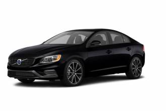 Lease Transfer Volvo Lease Takeover in Edmonton, AB: 2018 Volvo S60 T5 AWD Dynamic Automatic AWD