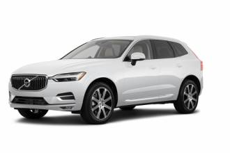 Lease Transfer Volvo Lease Takeover in Vancouver, BC: 2020 Volvo XC60 T6 Momentum Plus Automatic AWD