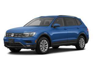 Volkswagen Lease Takeover in Toronto, ON: 2018 Volkswagen Tiguan Comforline 4 Motion Automatic AWD