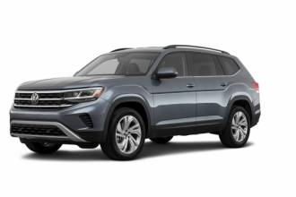 Volkswagen Lease Takeover in Montreal, QC: 2021 Volkswagen Atlas Trendline Automatic AWD