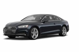 Audi Lease Takeover in Toronto: 2018 Audi A5 2.0 Quattro Progressiv Manual AWD ID:#25407