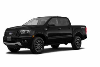 Ford Lease Takeover in Fort McMurray: 2019 Ford Ranger XLT SuperCrew Automatic AWD ID:#25578