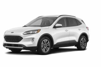 Ford Lease Takeover in Thornhill: 2020 Ford Escape SEL Automatic AWD ID:#25524