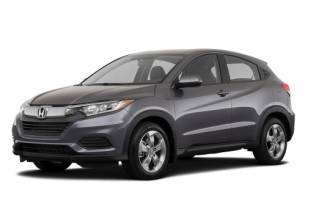 Honda Lease Takeover in Québec: 2019 Honda HR-V LX AWD Automatic AWD ID:#25419