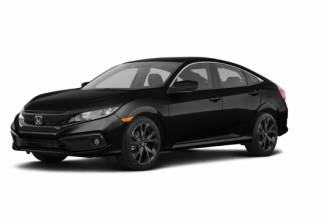 Honda Lease Takeover in Mississauga, ON: 2019 Honda Sedan Sport CVT 2WD ID:#25734