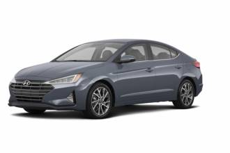 Hyundai Lease Takeover in Vaughan: 2020 Hyundai Elantra Luxury Automatic 2WD ID:#25593