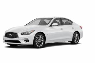Infiniti Lease Takeover in Montreal: 2019 Infiniti Q50 Signature Edition 3.0T Automatic AWD