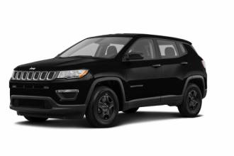 Jeep Lease Takeover in Calgary: 2021 Jeep Compass Sport Automatic AWD