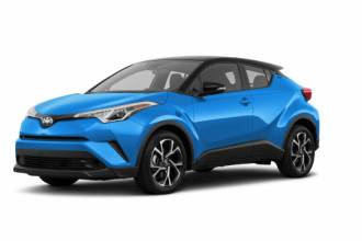 Toyota Lease Takeover in Toronto: 2019 Toyota 2019 TOYOTA TRUCK/VAN C-HR XLE 4DR 2WD Automatic 2WD ID:#28799