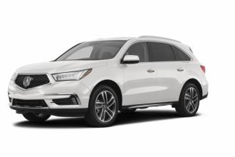 Acura Lease Takeover in TORONTO ON: 2017 Acura MDX Elite AWD Manual AWD ID:#27766