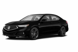 Acura Lease Takeover in Montreal: 2019 Acura Tlx Automatic AWD
