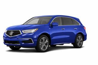 Acura Lease Takeover in Saint-Hyacinthe, Qc: 2020 Acura MDX ASpec Sport Package Automatic AWD ID:#26077