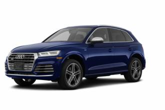 Audi Lease Takeover in Whitby: 2018 Audi SQ5 Technik Automatic AWD