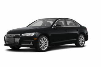 Audi Lease Takeover in Laval, QC: 2019 Audi A4 Komfort 45 TFSI Automatic AWD ID:#27536