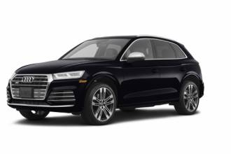 Audi Lease Takeover in Ottawa, ON: 2020 Audi SQ5 Automatic AWD ID:#24310