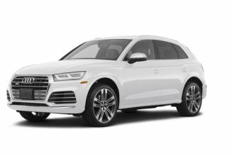 Audi Lease Takeover in Toronto: 2020 Audi SQ5 Technik Automatic AWD ID:#26417