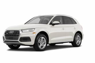 Lease Transfer Audi Lease Takeover in Vancouver, BC: 2019 Audi Q5 Automatic AWD