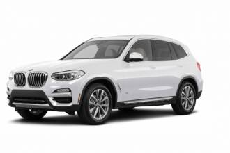 BMW Lease Takeover in Burnaby: 2019 BMW X3 Automatic AWD ID:#28831