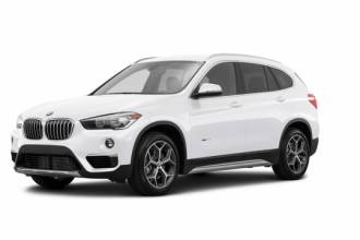 Lease Transfer BMW Lease Takeover in Vancouver, BC: 2017 BMW X1 Automatic AWD