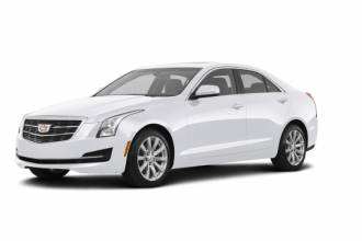 Lease Transfer Cadillac Lease Takeover in Calgary, AB: 2018 Cadillac ATS 2.0L Luxury Automatic AWD