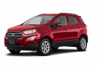 Ford Lease Takeover in toronto: 2018 Ford Ford EcoSport SES 4WD Automatic AWD