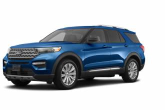 Ford Lease Takeover in Markham: 2020 Ford Explorer Limited Automatic AWD ID:#29007