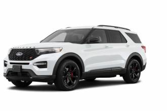 Ford Lease Takeover in Vancouver, BC: 2020 Ford ST Automatic AWD ID:#28961