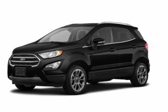 Ford Lease Takeover in Ottawa: 2018 Ford Ecosport Titanium Automatic 2WD