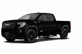 Lease Transfer GMC Lease Takeover in Winnipeg, MB: 2020 GMC Sierra Elevation Black Edition Automatic AWD