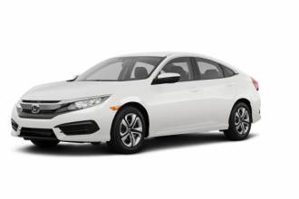 Honda Lease Takeover in Montreal, QC: 2018 Honda Civic LX CVT AWD ID:#26324